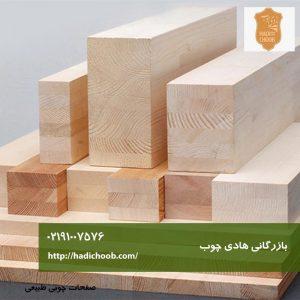 صفحات چوبی طبیعی